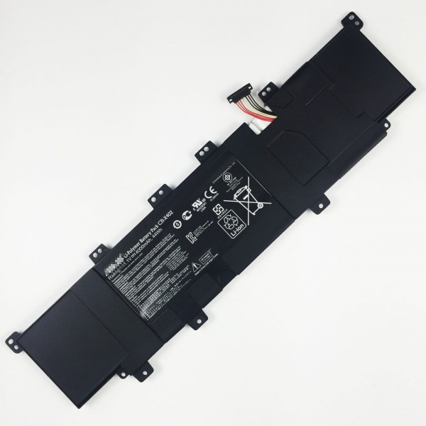 Replacement C31-X402 44Wh Battery for Asus VivoBook S300 S300C S300CA S400 S400C S400E