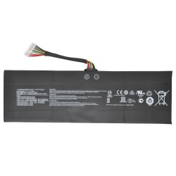 Replacement  MSI 7.6V 8060mAh 61.25Wh BTY-M47 Battery