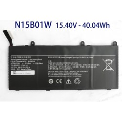 Replacement  Asus 11.1V 5200mAh A42-G750 8 Cell Battery