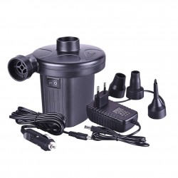 Portable Household Car 110/220V AC Electric Air Pump Inflator Inflatable Suction