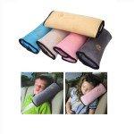 10pcs/lot Detachable Seatbelt Pillow Baby Auto Pillow Car Safety Belt Protect Shoulder Pad adjust Vehicle Seat Belt Cushion Headrest Neck Support for Kids Children Adult