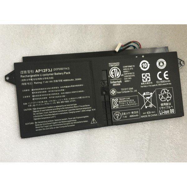Acer Aspire S7-391 AP12F3J  S7-391-53334G laptop battery