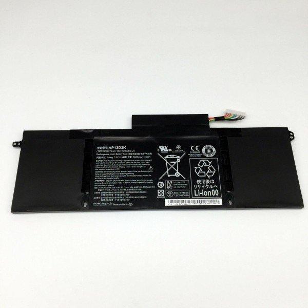 Acer Aspire S3-392,S3-392G AP13D3K laptop battery