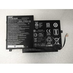 Replacement Acer 3.75V 8060mAh 30Wh AP15A3R Battery