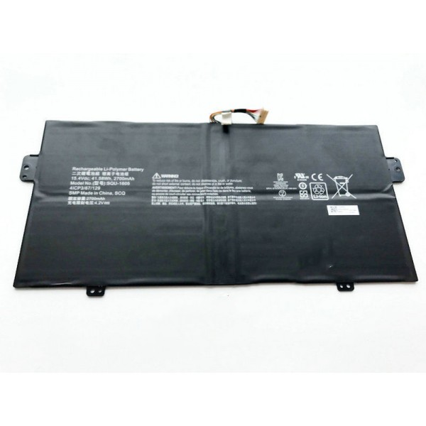 Acer SQU-1605 Spin 7 SP714-51 SF713-51 41.58Wh laptop battery