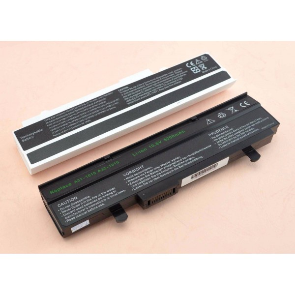 6 Cell A31-1015 A32-1015 AL32-1015 PL32-1015 Replacement Battery for Asus Eee PC 1015PE 1016P
