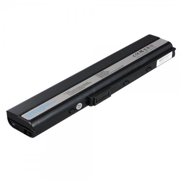 A32-N82 A42-N82 6 Cell Replacement Battery for Asus N82JQ N82JV a40j A40DE A40JZ