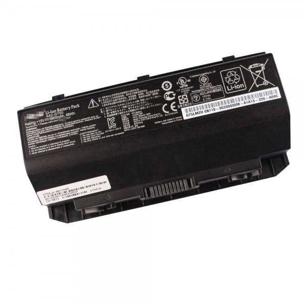 New OEM Replacement Battery For ASUS ROG G750 G750J G750JW G750JH G750JX G750JM G750JS
