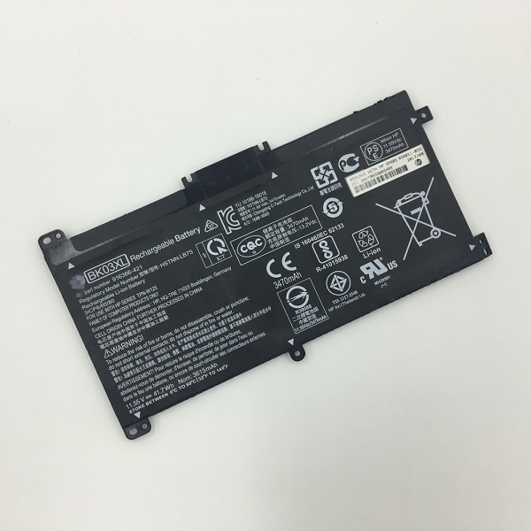 41.7Wh Replacement HP 916366-541 BK03XL HSTNN-UB7G Laptop Battery