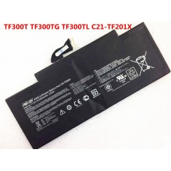 Replacement  Asus 7.5V 2940mAh 22Wh C21-TF201X Battery