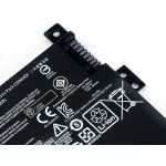 37Wh C21N1401 Replacement Battery For ASUS X455 X455LA X455LA-N4030U X455LA-WX063D