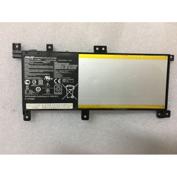 C21N1509 38Wh Replacement Battery ASUS VivoBook X556UA X556UB X556UF X556UJ Laptop