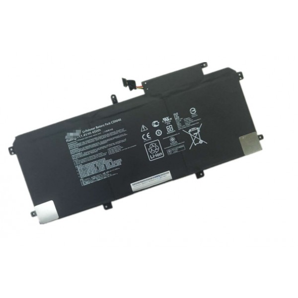 C31N1411 11.4V 45Wh Replacement ASUS Battery For ZenBook UX305FA-USM1 UX305FA-ASM1