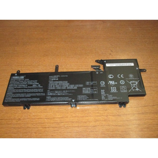 Replacement Asus C31N1704 0B200-02650000M Q535U 11.55V 52Wh Laptop Battery