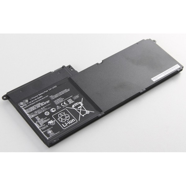 C41-UX52 14.8V 53Wh Replacement Battery for ASUS ZenBook UX52VS UX52A