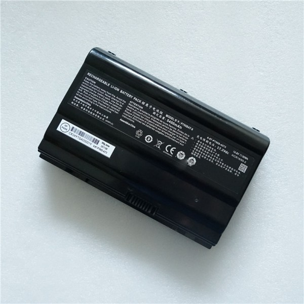 P750BAT-8 Battery for Clevo P750DM-G P770ZM P771DM SAGER NP9752 HASEE GX8