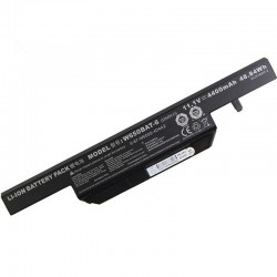 Replacement  Clevo 11.1V 4400mAh 6-87-W650S-4E72 6 Cell Battery