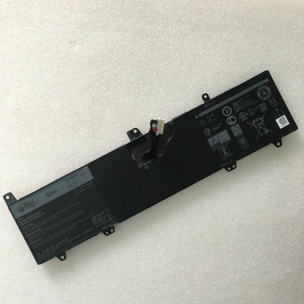 Dell 0JV6J PGYK5 OJV6J Inspiron 11 3000 3148 Series 32Wh Laptop Battery