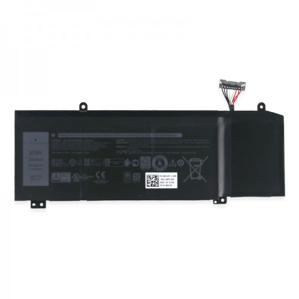 Dell Alienware 2018 Year orion M15 Series 1F22N laptop battery
