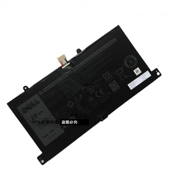 Replacement Replacement Dell 1MCXM G3JJT Wh Battery
