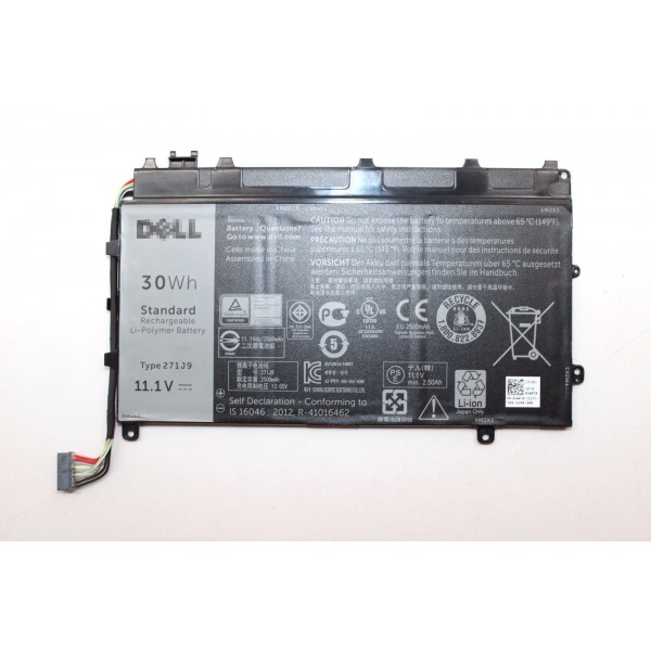Replacement New Dell Latitude 13 YX81V 0YX81V 271J9 Notebook Battery