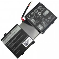 Replacement Dell 14.8V 86Wh KJ2PX Battery