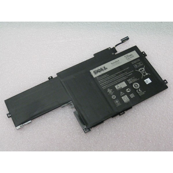 5KG27 C4MF8 Replacement Battery for Dell Inspiron 14-7437 Series P42G