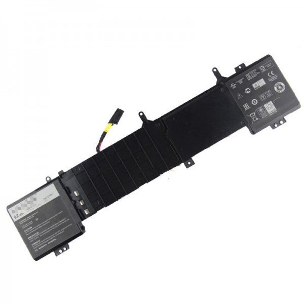 6JHDV Replacement 92Wh Battery for Dell Alienware 17 R2 Series 14.8V 92Wh 5046J P43F