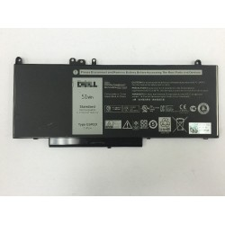 Replacement Dell 7.4V 51Wh 6MT4T Li-Polymer Battery