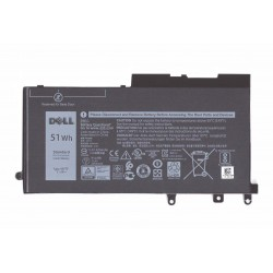 Replacement  Dell 11.4V 51Wh 93FTF Battery