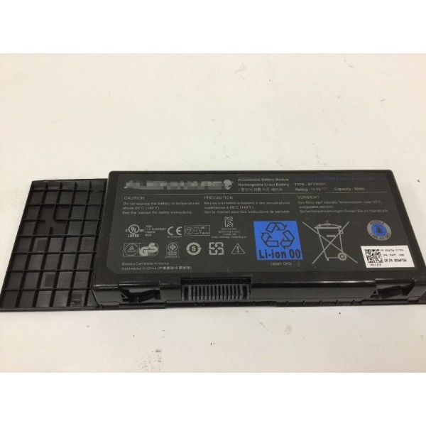 BTYVOY1 BTYV0Y1 7XC9N 318-0397 Replacement Battery For Dell Alienware M17x R3 R4