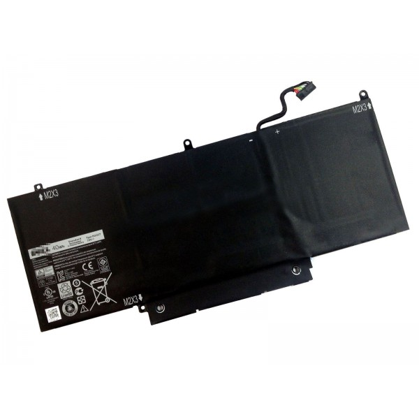 40Wh DGGGT Battery for Dell XPS 11 XPS11D-1508T XPS11R-1508T GF5CV