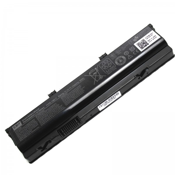 Replacement Dell Alienware M15X P08G F681T D951T SQU-722 SQU-724 56Wh Notebook Battery