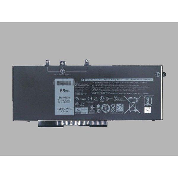 GJKNX Battery GD1JP for Dell Latitude 5580 5480 5490 Precision 15 3520