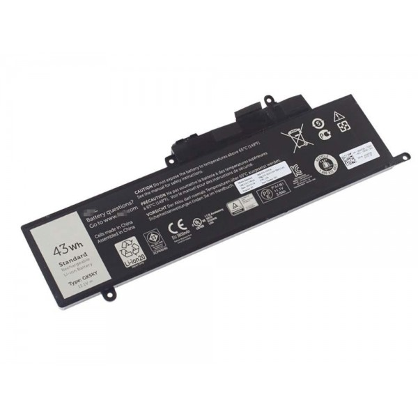 43Wh GK5KY 04K8YH Replacement Battery for DELL Inspiron 13 7347 13-7352 3147 3000 11-3152