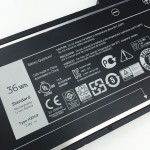 36Wh Replacement HXFHF VJF0X VT26R XNY66 Battery For Dell Venue 11 Pro 7130 Tablet