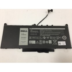 Replacement Dell 7.6V 55Wh NJJ2H Battery