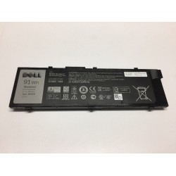 Replacement Dell 11.4V 91Wh Dell TWCPG Battery