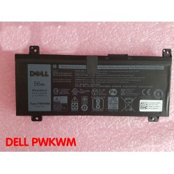 Replacement Dell 15.2V 56Wh PWKWM Battery