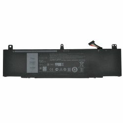 Replacement  Dell 15.2V 76Wh TDW5P Battery