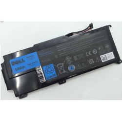 Replacement Dell 14.8V 58Wh V79Y0 Battery