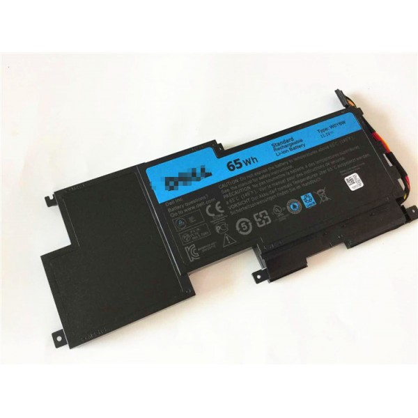 65Wh Replacement Dell XPS 15-L521X Series W0Y6W 9F233 W0Y6W Battery