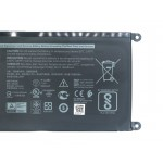 Replacement 42Wh WDX0R Battery for Dell Inspiron 15 5568/13 7368 T2JX4 Laptop