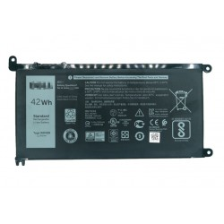 Replacement Dell 11.4V 42Wh WDXOR Battery