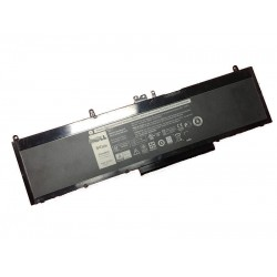 Replacement Dell 11.4V 84Wh  WJ5R2 Battery