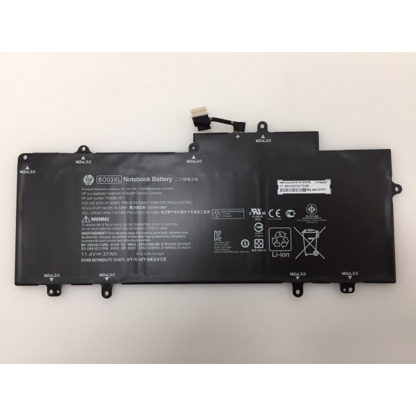BO03XL 773836-1B1 Replacement Battery for HP Chromebook 14-X013DX 14-x040nr 14-x010wm