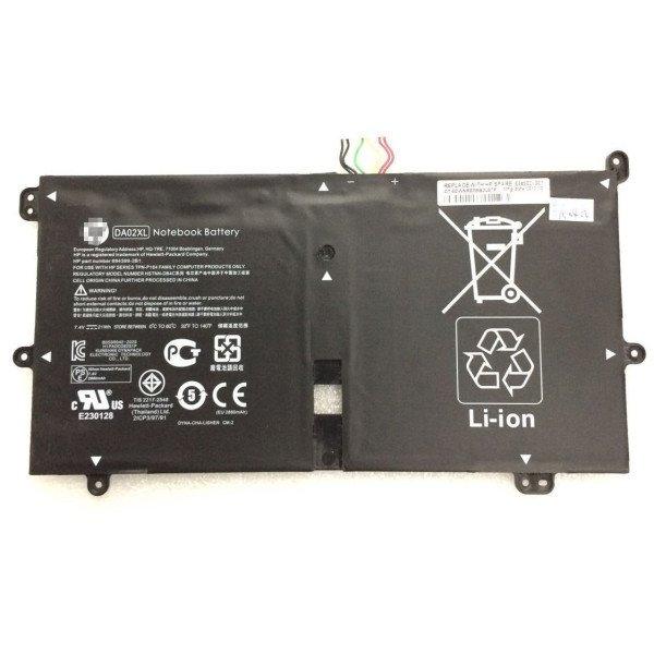 "DA02XL 664399-1C1 HSTNN-IB4C Battery for Hp Envy X2 11.6"" Tablet"