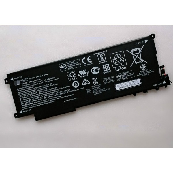 DN04XL 70Wh Battery for Hp ZBOOK X2 G4 HSTNN-DB7P 856843-850  856543-855