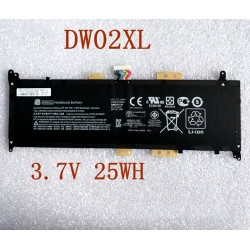 Replacement Hp 3.7V 25Wh 694501-001 Battery