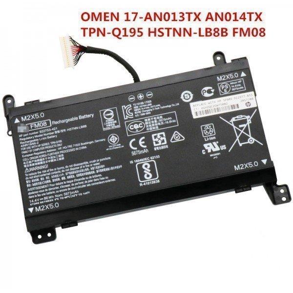 Hp 922752-421 FM08 HSTNN-LB8A TPN-Q195 laptop battery